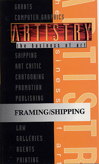 Business of Art: BUS614 - Framing/Shipping