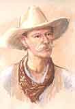 Budysz, Bonnita: BZ0102 - Ranchhand Portrait