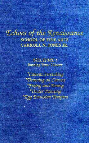 Jones, Carroll N: CARR1 - Echoes of the Renaissance Pt.1