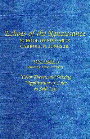 Jones, Carroll N: CARR3 - Echoes of the Renaissance Pt.3