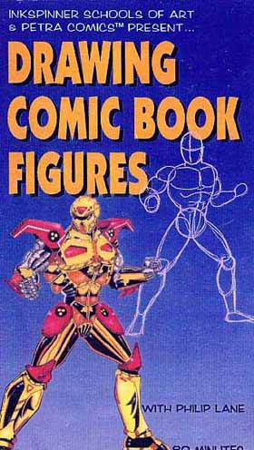 Lane, Phillip: CB25 - Comic Book Figures