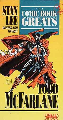 McFarlane, Todd: CBG01 - Comic Book Greats Vol.1