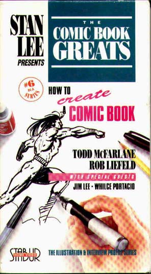 McFarlane & Liefeld: CBG06 - Comic Book Greats Vol.6