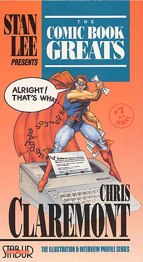 Claremont, Chris: CBG07 - Comic Book Greats Vol.7