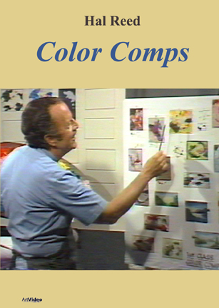 Reed, Hal: CC0910 - Enlarging Comps to Painting