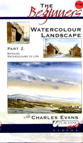 Evans, Charles: CE4 - Beg. Watercolor Landscapes Pt. 2
