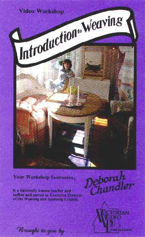 Chandler, Deborah: CH01 - Intorduction to Weaving
