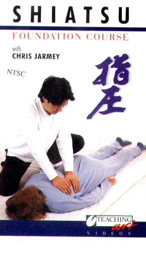 Jarmey, Chris: CJ01 - Shiatsu Foundation Course