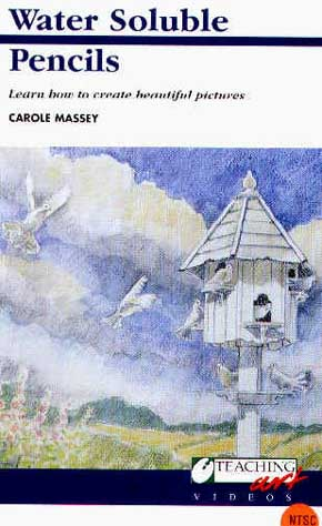 Massey, Carole: CM01 - Water Soluble Pencils