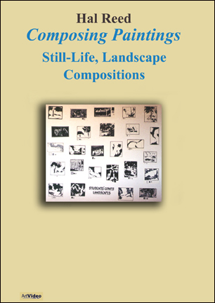 Reed, Hal: COM0708 - Still Life & Landscape Compositions