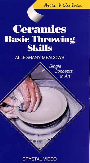 Meadows, Alleghany: CP1860 - Basic Throwing Skills