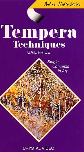 Price, Gail: CP1882 - Tempera Techniques