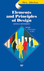 Brommer, Gerald: CP1890 - Elements & Principles of Design