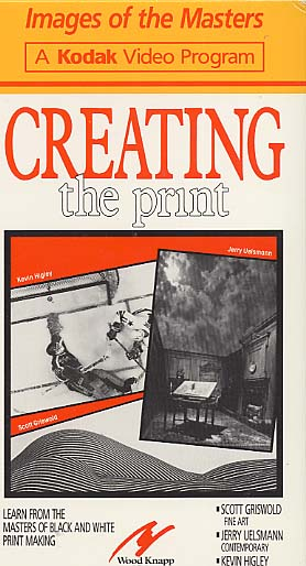 Kodak: CP5174 - CREATING THE PRINT 30 min.