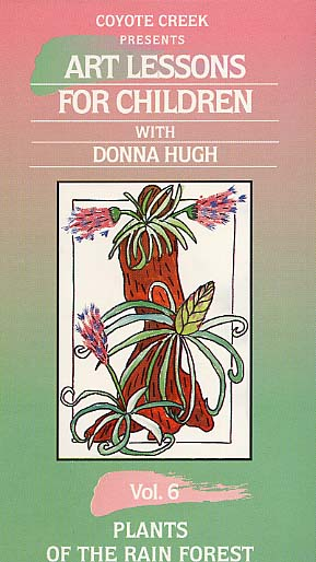 Hugh, Donna: CP5265 - Plants of the Rain Forest