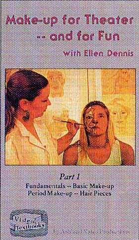 Dennis, Ellen: CP5332 - Make-up for Theater Pt. 1