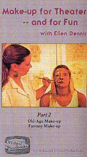 Dennis, Ellen: CP5333 - Make-up for Theater Pt. 2
