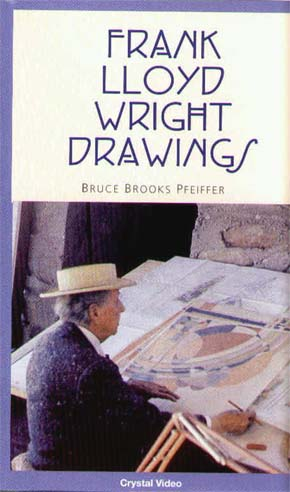 Pfeiffer, Bruce Brooks: CP5384 - F.L. Wright Drawings