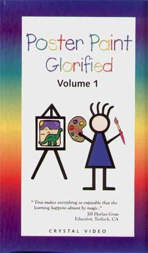 Cintron, Tina: CP6141 - Poster Paint Glorified Vol.1