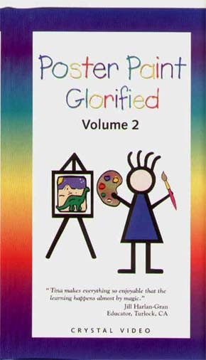 Cintron, Tina: CP6142 - Poster Paint Glorified Vol.2