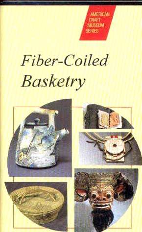 Various Artists: CP723 - Fiber-Coiled Basketry