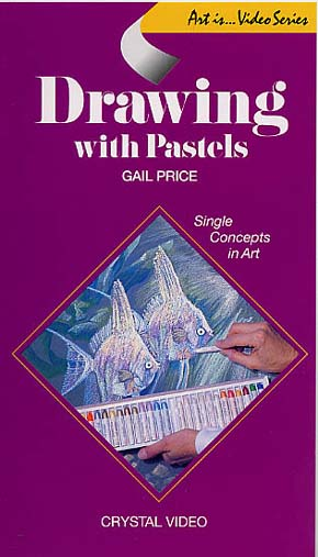 Price, Gail: CP891 - Drawing with Pastels