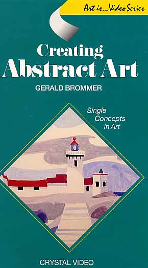 Brommer, Gerald: CP893 - Creating Abstract Art
