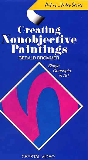 Brommer, Gerald: CP898 - Creating Non Objective Paintings