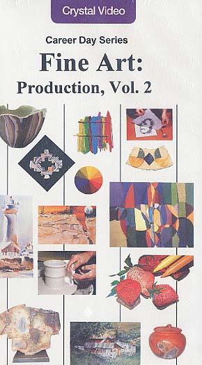 Career in Fine Art: CP988 - Fine Art Vol. 2