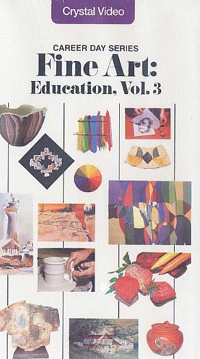Career in Fine Art: CP989 - Fine Art Vol.3