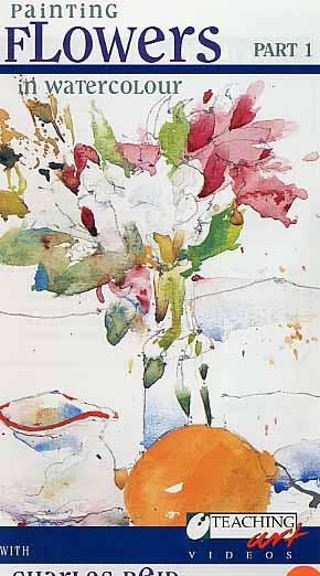 Reid, Charles: CRW3 - Painting Flowers in Watercolor Part 1
