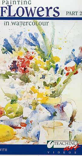 Reid, Charles: CRW4 - Painting Flowers in Watercolor Part 2