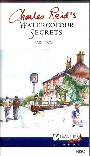 Reid, Charles: CRW6 - Watercolor Secrets Pt. 2 - Landscape