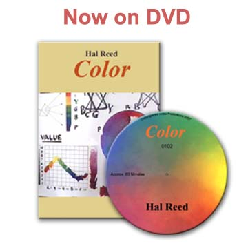 Reed, Hal: COL0102 - Color Theory, Color Wheels