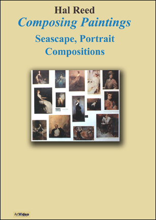 Reed, Hal: COM0910 - Seascape & Portrait Compositions