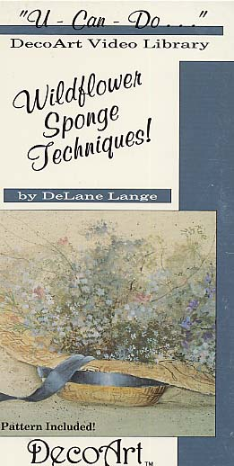 Lange, Delane: DAS21 - Wildflower Sponge Technique