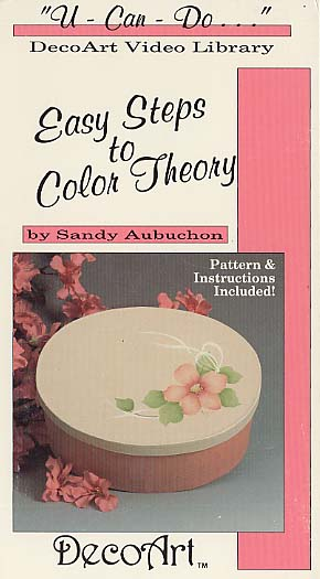 Aubuchon, Sandy: DAS34 - Easy Steps to Color Theory