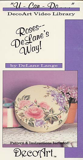 Lange, Delane: DAS35 - Roses, DeLane's Way