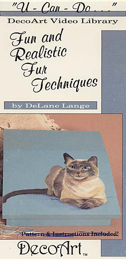 Lange, Delane: DAS36 - Fun & Realistic Fur Technique