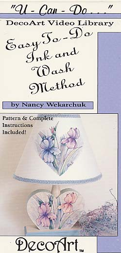 Wekarchuk, Nancy: DAS48 - Easy to Do Ink & Wash Methods