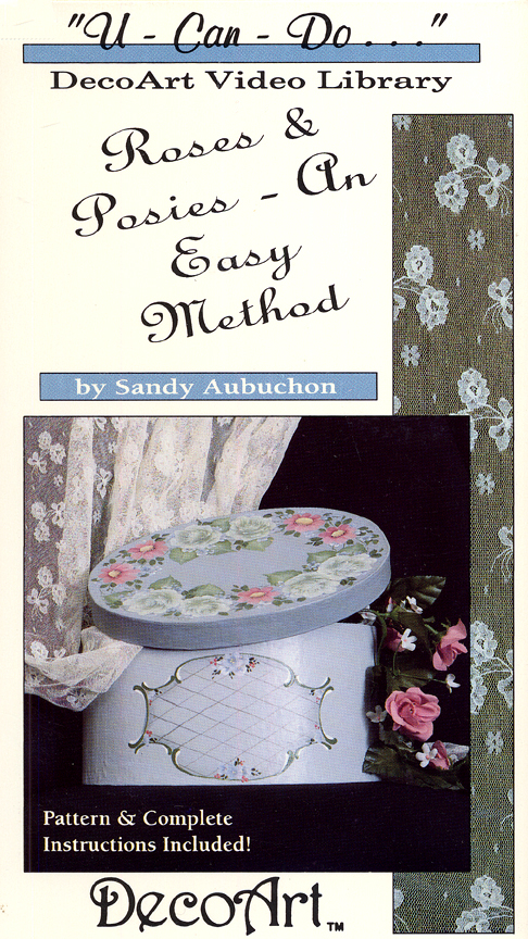 Aubuchon, Sandy: DAS49 - Roses & Posies