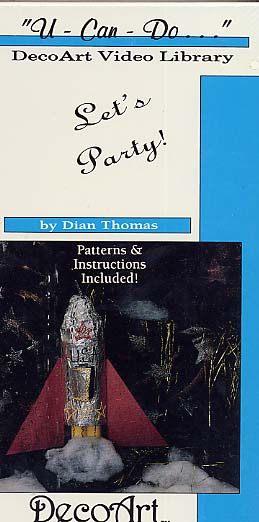 Thomas, Dian: DAS53  Let's Party!
