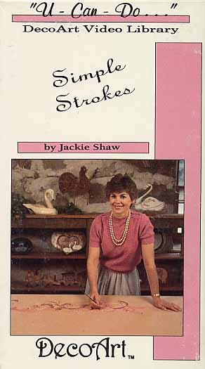 Shaw, Jackie: DAS54 - Simple Strokes