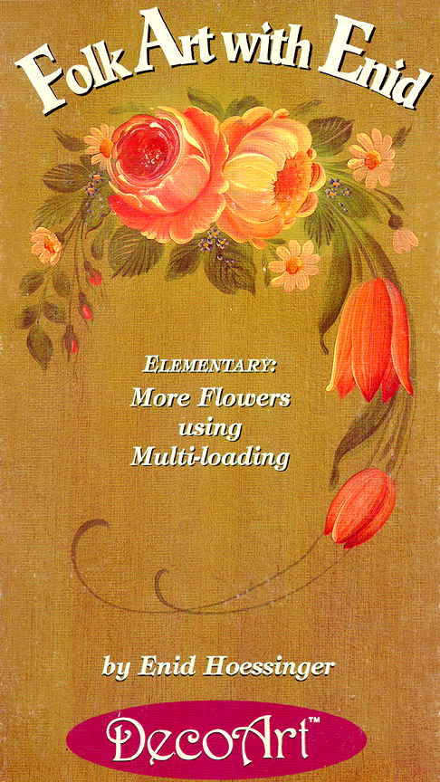 Hoessinger, Enid: DAS59 - Elem. Flowers using Multiloading