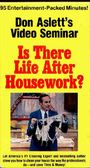 Aslett, Don: DASH - Is There Life After Housework?