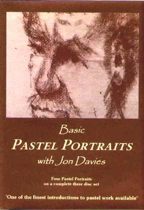 Davies, Jon: DAV1 - Basic Pastel Portraits