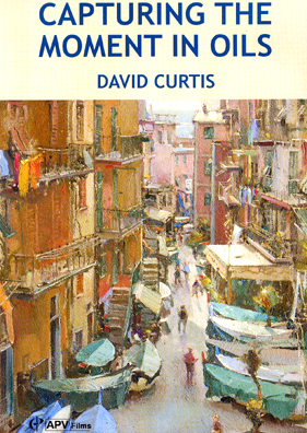 Curtis, David: DC6 - Capturing the Moment in Oils