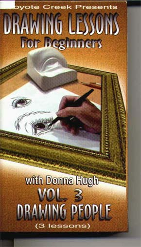 Hugh, Donna: DH01 - Drawing People