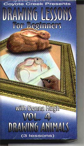 Hugh, Donna: DH04 - Drawing Animals