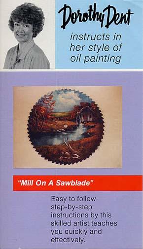 Dent, Dorothy: DT01 - Mill on a Sawblade